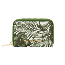 Jet Set Travel Zip Around Coin Case