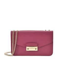 Bag in berry by Furla at Ingolstadt Village