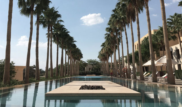The Kempinski Ishtar Hotel
