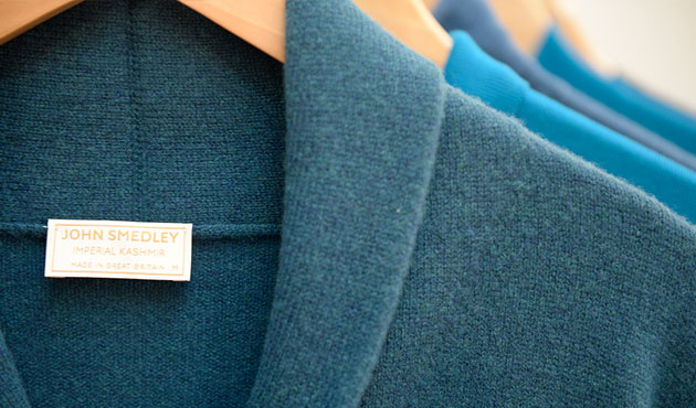 John Smedley wool