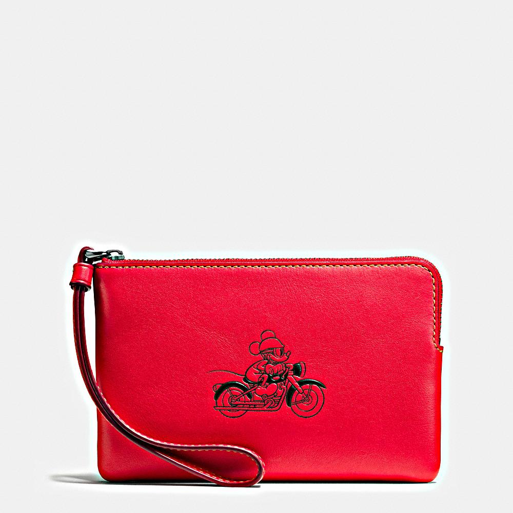 Disney X Coach clutch