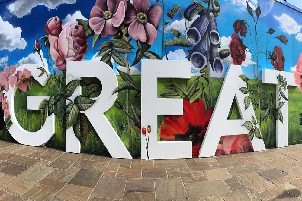 GREAT graffiti life image