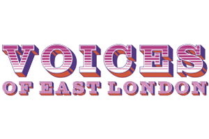 Voices of East London Logo