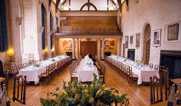 Rhodes House Weddings