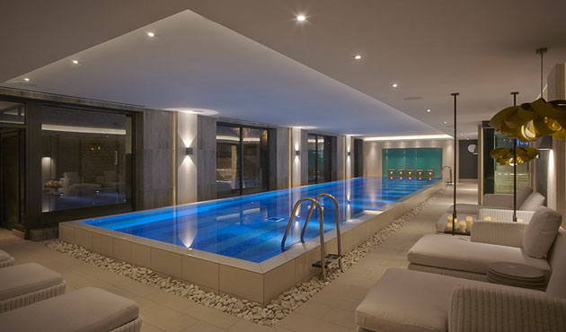 Dormy House pool