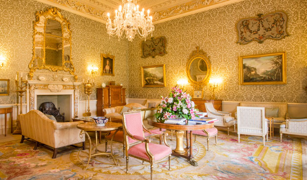 Drawing Room at Hartwell House
