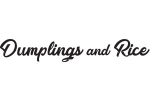 Dumplings and Rice logo