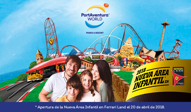 DISCOUNTS IN PORT AVENTURA WORLD Las Rozas Village - Reduction port aventura