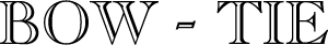 Bow-Tie Logo