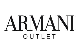Luxusmode von Armani in Wertheim Village